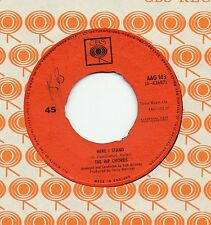 THE RIP CHORDS here i stand*karen 1963 UK CBS 45