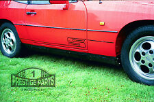 924S logo side stripes Genuine OEM quality BLACK 3M vinyl as per originals