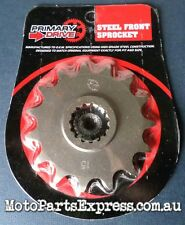 15 TOOTH FRONT SPROCKET KTM350 KTM 350 FREERIDE ALL YEARS     35715