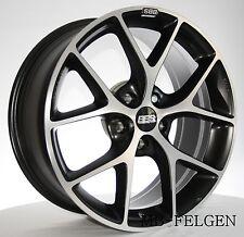 BBS SR vulcano grau matt poliert 17 Zoll Kompletträder Audi A6 + 235/45 NEXEN