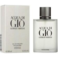 Armani Acqua di Gio Men Edt Spray 1.7oz 50ml New in Box * Low Shipping *