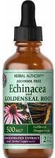 Echinacea/Goldenseal Liquid Extract - 2 oz. Liquid ( 59 ml ) - 24HR DISPATCH