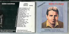 A Portrait of... EDDIE COCHRAN - CD 1989 Summertime Blues/C´mon Everybody