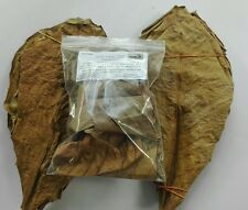 15g GRADE A+ INDIAN ALMOND LEAVES CATAPPA KETAPANG Shrimp Betta