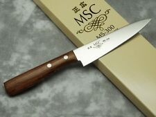 Masahiro stainless steel kitchen knife MS-300 Paring Knife 120mm seki japan