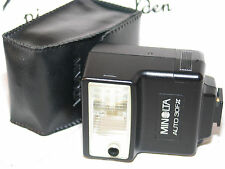 MINOLTA AUTO 30FX FLASH for minolta X series, MINT-