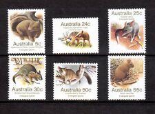 AUSTRALIA 1981 Marsupials set MUH