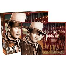 JOHN WAYNE THe Duke Hollywood Star American Cowboy 1000 Pcs JIGSAW PUZZLE New