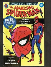 ALL detergent Amazing Spider-Man Promo ~ Romita Art / Ditko Art ~ 1979 (9.2) WH