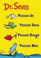 Poisson Un - Poisson Deux - Poisson Rouge - Poisson Bleu (2011, Hardcover)