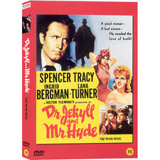 Dr. Jekyll And Mr. Hyde,1941 (DVD,All,New) Spencer Tracy