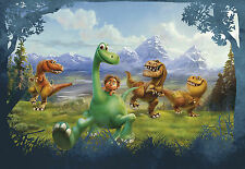 GOOD DINOSAUR Photo Wallpaper Wall Mural JUNGLE SIMBA  Made by KOMAR 368x254cm