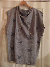 Zakee Shariff Star  / peace design top for people tree BN