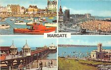 BR25266 The Harbour Clock Tower and Marinr Terrace Margate United Kingdom