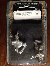 Ice Warriors Of Valhalla Games Workshop Warhammer 40k Chadian Imperial Guard