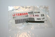 NOS YAMAHA ATV HEADLIGHT SCREW 98507-03540 GRIZZLY KODIAK RHINO BRUIN