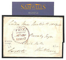 MS56 1807 GB EARLY BOXING AUTOGRAPH *Lonsdale* Free Franked Cover Cumbs SPORT**