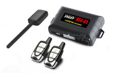 CRIMESTOPPER RS4G5 1-Way Remote Start System with Keyless Entry and Trunk Pop