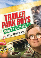 Trailer Park Boys: Dont Legalize It (DVD, 2014) - NEW!!