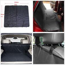 Car SUV Rear Seat Tailgate Pet Dog Mat Waterproof Dust Hammock Cushion Protector