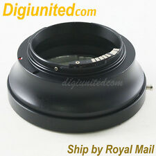 EMF AF Confirm Pentax 645 P645 Lens to Canon EOS Mount Adapter 1D IV 5D III 70D