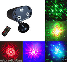 Halloween 300mW FULL COLOR RGB LASER RED GREEN BLUE LED DJ Disco stage Lights