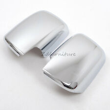 For Nissan X-Trail X trail 2008-2012 Chrome Car Side Rearview Mirror Cover Trim