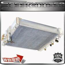 "EMUSA Manual Performance Radiator 2"" 2 ROW FOR 92-00 HONDA CIVIC 94-01 Integra"