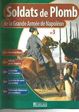GRANDE ARMEE DE NAPOLEON N° 3 BATAILLE PYRAMIDE / SERVICE SANTE / TALLEYRAND