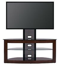 TransDeco TV Stand w/ Universal Mount 40 45 50 52 55 60 65 70 80 inch LCD LED TV