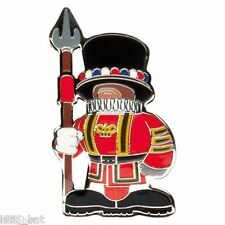 New Corgi GS62504 Official Queen's Diamond Jubilee London Beefeater Badge