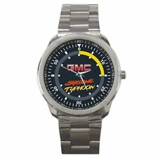 Hot 1991 GMC Syclone Typhoon pickup trucks Wristwatch