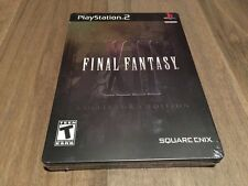 Final Fantasy XII 12 Collector's Edition GameStop Exclusive PS2 New