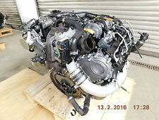 Motor moteur can cana audi a6 190ps 2.7tdi 71tkm completamente turbo inyectores can