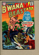 Showcase B'Wana Beast #67 - Track of the Immortal One - 1967 (Grade 5.0) WH