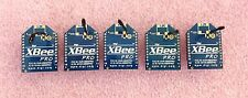 (Lot of 5) Digi XBee Pro XBP24-AWI Modules   |   O609