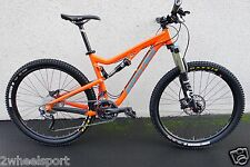 Santa Cruz 5010 R AM Orange Mountain Bike Medium Shimano 10 Speed 650B 27.5