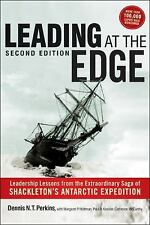 Leading at The Edge Leadership Lessons from the Extraordinary Saga of Shackleton