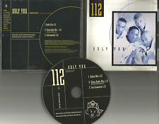 One Twelve 112 w/ Notorious B.I.G. Only You MIXES & INSTRUMENTAL PROMO CD Single