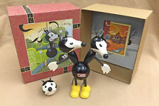 """Chris Ware SIGNED 6"""" Quimby the Mouse Toy & Book Set AUTOGRAPHED Sparky + SKETCH"""