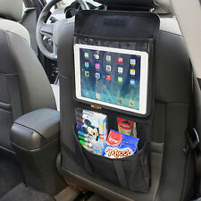 Back Seat Car Organizer with Tablet holder Travel iPad Galaxy Storage Bag xmas x