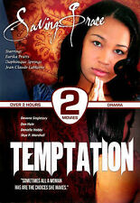 Saving Grace / Temptation DVD (R3)