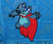 * Disney Pin Lilo and STITCH CAPE SUPERHERO  RARE New