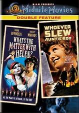 What's The Matter With Helen*Whoever Slew Auntie Roo Cult Horror R1 DVD *NEW*