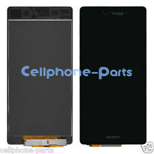 Sony Xperia Z3V D6708 LCD Screen Display with Digitizer Touch Black, Verizon
