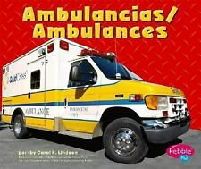 AmbulanciasAmbulances (Maquinas maravillosasMighty Machines) (Multilingual Editi