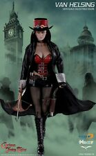 PHICEN Super Flexible Seamless Female Body Van Helsing 1/6 Figure