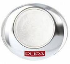 PUPA MILANO LUMINYS SILK SATIN FINISH BAKED EYE SHADOW WHITE #100