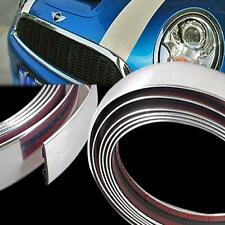 3m Chrome Styling Moulding Trim Strip for car Silver