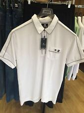 Peter Werth Polo White Size Small BNWT